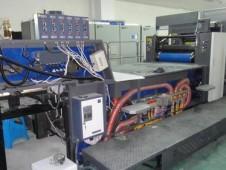 江苏犇牛扑克娱乐用品有限公司印刷机加装UV