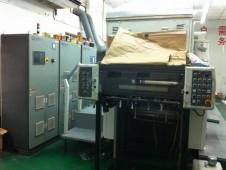 上海逢欣印刷有限公司印刷机加装UV
