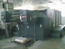 罗兰500印刷机加装UV系统