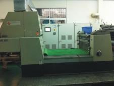 小森28胶印机加装UV系统
