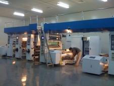 热转印机加装UV系统