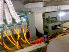 松德印刷机加装UV灯罩
