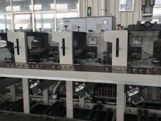 意高发柔印机加装UV设备