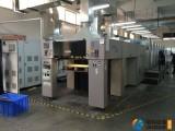 曼罗兰ROLAND 700印刷机加装UV设备