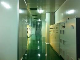 江西科为薄膜新型材料有限公司加装UV设备