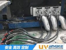 高宝Rapida 105印刷机改装UV系统