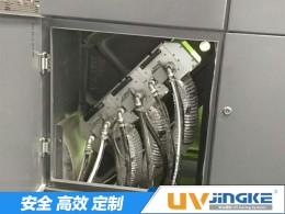罗兰700胶印机(8+1)改装UV LED系统